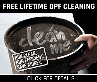 Free DPF Cleaning